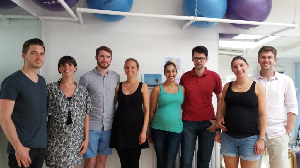 Hypnobirthing in Barnes - Supportive size groups